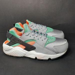 Nike AIR HUARACHE RUN Wolf Grey Sneakers 6.5